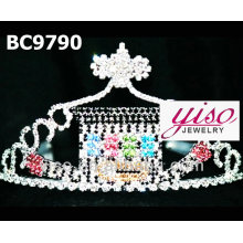 fashion crown tiara